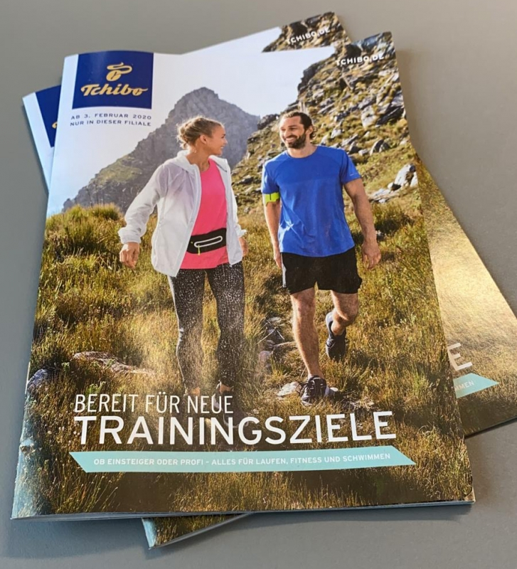 Tchibo Active Catalogue shot by Jessica Zumpfe in Cape Town